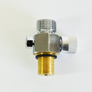 Cylinder replacement valve